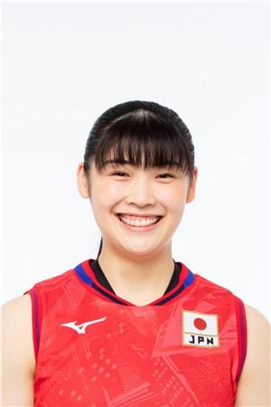 黒後愛/くろごあい、バレーボール日本代表選手(東京オリンピック2020-2021代表)