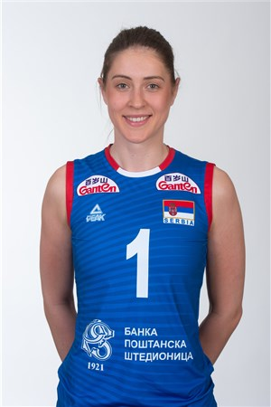 1ビアンカ・ブシャ/Bianka Busa、バレーボールセルビア代表選手(東京オリンピック2020-2021出場)