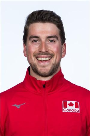 タイラー・サンダース/Tyler Sanders、バレーボールカナダ代表選手(東京オリンピック2020-2021出場)