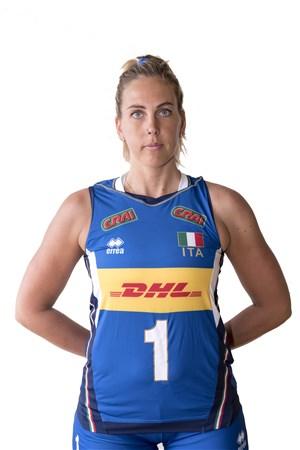 インドレ・ソロカイテ/Indre Sorokaite、バレーボールイタリア女子選手(東京オリンピック2020-2021代表)