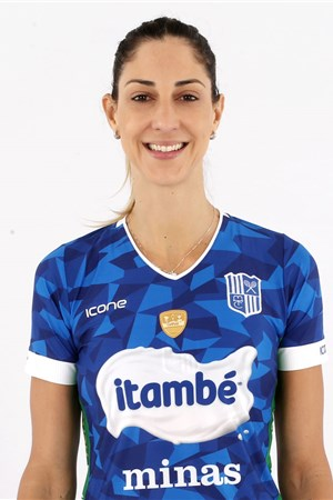 カロリネ・ガッタス/Caroline de Oliveira Saad Gattaz、バレーボールブラジル代表選手(東京オリンピック2020-2021出場)