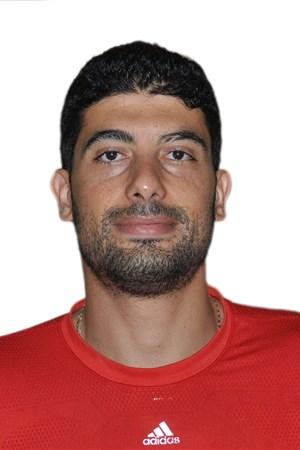 2アハメド・カディ/Ahmed Kadhi、バレーボールチュニジア代表選手(東京オリンピック2020-2021出場)