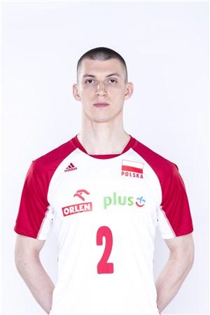 2マチェイ・ムザイ/Maciej Muzaj、バレーボールポーランド代表選手(東京オリンピック2020-2021出場)