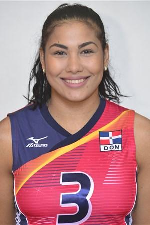 3リスベル・エベ/Lisvel Eve、バレーボールドミニカ共和国代表選手(東京オリンピック2020-2021出場)