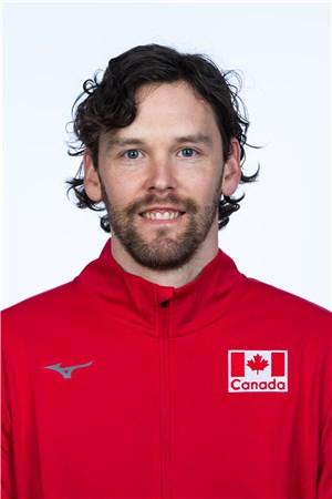 スティーブン・マーシャル/Steven Marshall、バレーボールカナダ代表選手(東京オリンピック2020-2021出場)
