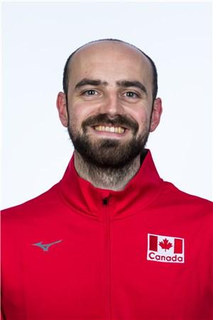 ニコラス・ホーグ/Nicholas Hoag、バレーボールカナダ代表選手(東京オリンピック2020-2021出場)