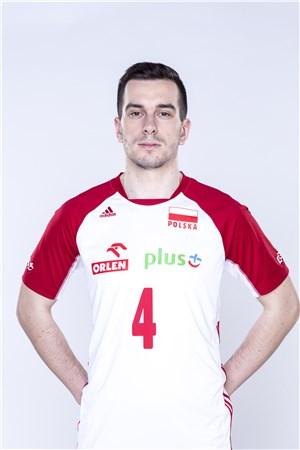 4マルチン・コメンダ/Marcin Komenda、バレーボールポーランド代表選手(東京オリンピック2020-2021出場)