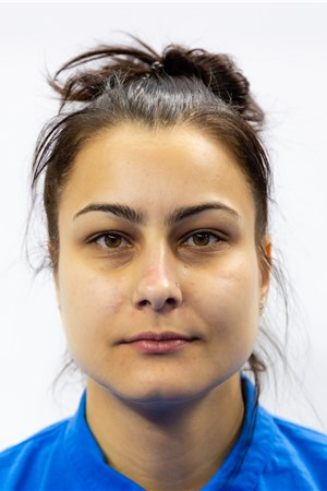 ダリア・ピリペンコ/Daria Pilipenko、バレーボールロシア(ROC)女子選手(東京オリンピック2020-2021代表)