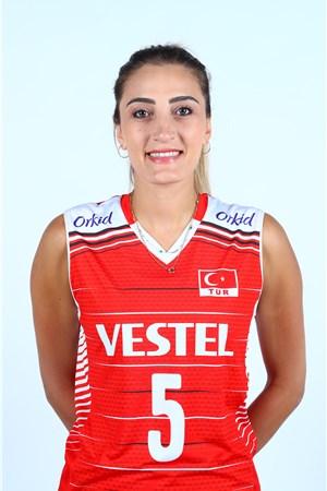シェイマ・エルジャン/Seyma Ercan、バレーボールトルコ代表選手(東京オリンピック2020-2021出場)