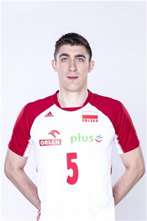 ウーカシュ・カチュマレク/Lukasz Kaczmarek、バレーボールポーランド代表選手(東京オリンピック2020-2021出場)