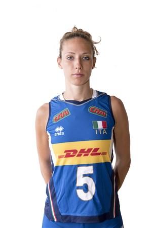 オフェーリア・マリノブ/Ofelia Malinov、バレーボールイタリア女子選手(東京オリンピック2020-2021代表)