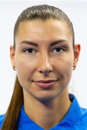 イリーナ・コロレワ/Irina Koroleva、バレーボールロシア(ROC)女子選手(東京オリンピック2020-2021代表)