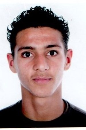 6モハメド・ベンオトメン/Mohamed Ali Ben Othmen Miladi、バレーボールチュニジア代表選手(東京オリンピック2020-2021出場)