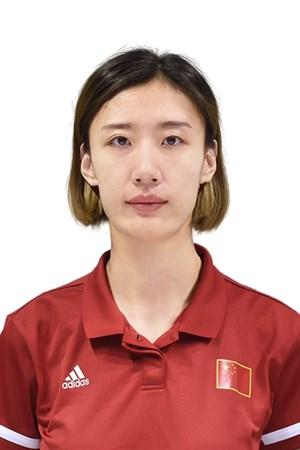 王媛媛/Wang Yuanyuan/オウ・エンエン、バレーボール中国代表選手(東京オリンピック2020-2021出場)