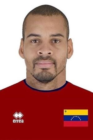 7エドソン・バレンシア/Edson Alberto Valencia Gonzalez、バレーボールベネズエラ代表選手(東京オリンピック2020-2021出場)