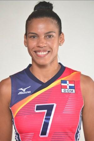 7ニベルカ・マルテ/Niverka Marte、バレーボールドミニカ共和国代表選手(東京オリンピック2020-2021出場)