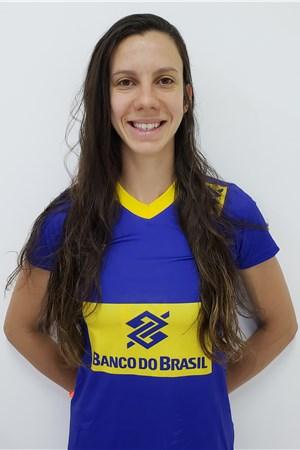 マクリス・カルネイロ/Macris Fernanda Silva Carneiro、バレーボールブラジル代表選手(東京オリンピック2020-2021出場)