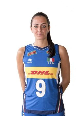 カテリーナ・ボゼッティ/Caterina Chiara Bosetti、バレーボールイタリア女子選手(東京オリンピック2020-2021代表)
