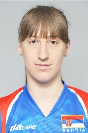 9ブランキツァ・ミハイロビッチ/Brankica Mihajlovic、バレーボールセルビア代表選手(東京オリンピック2020-2021出場)