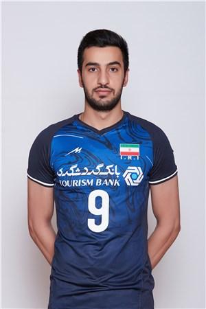 9マスード・ゴラミ/Masoud Gholami、バレーボールイラン代表選手(東京オリンピック2020-2021出場)