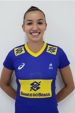 ガブリエラ・ギマラエス/Gabriela Braga Guimarães、バレーボールブラジル代表選手(東京オリンピック2020-2021出場)
