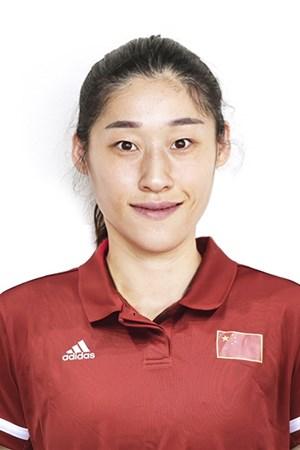 劉曉彤/Liu Xiaotong/リュウ・ギョウトン、バレーボール中国代表選手(東京オリンピック2020-2021出場)