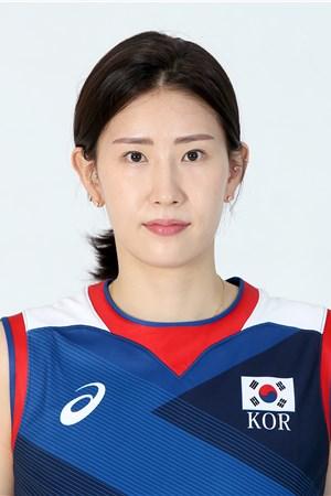 キム・スジ/KIM SU JI、バレーボール韓国代表選手(東京オリンピック2020-2021代表)