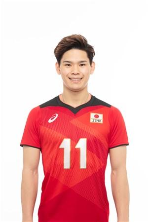 西田有志/にしだゆうじ、バレーボール日本代表選手(東京オリンピック2020-2021代表)