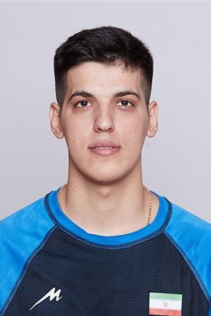 11ザベル・カゼミ/Saber Kazemi、バレーボールイラン代表選手(東京オリンピック2020-2021出場)