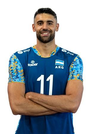 セバスティアン・ソレ/Sebastián Solé、バレーボールアルゼンチン代表選手(東京オリンピック2020-2021出場)