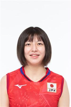籾井あき/もみいあき、バレーボール日本代表選手(東京オリンピック2020-2021代表)