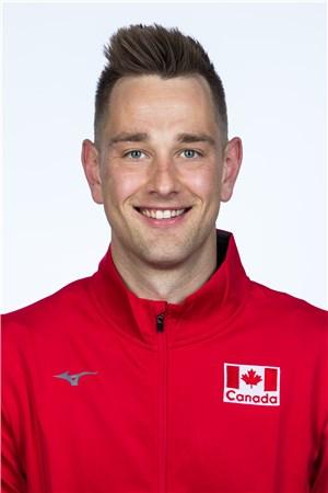 ルーカス・ヴァン・バーケル/Lucas Van Berkel、バレーボールカナダ代表選手(東京オリンピック2020-2021出場)