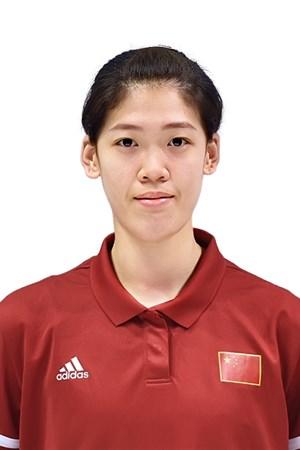 李盈瑩/Li Yingying/リ・エイエイ、バレーボール中国代表選手(東京オリンピック2020-2021出場)