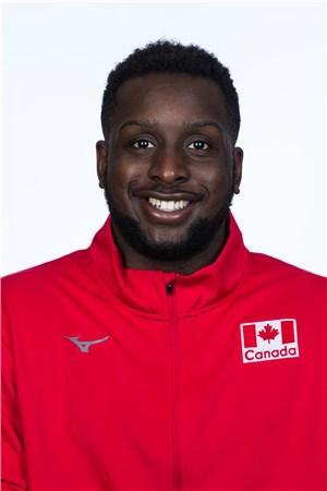 シャローン・バーノン-エバンズ/Sharone Vernon-Evans、バレーボールカナダ代表選手(東京オリンピック2020-2021出場)