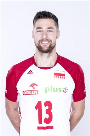 ミハウ・クビアク/Michal Kubiak、バレーボールポーランド代表選手(東京オリンピック2020-2021出場)