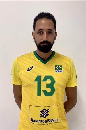 マウリシオ・ソウザ/Mauricio Luiz De Souza、バレーボールブラジル代表選手(東京オリンピック2020-2021出場)