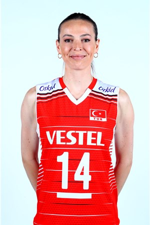エダ・エルデム/Eda Erdem Dündar、バレーボールトルコ代表選手(東京オリンピック2020-2021出場)