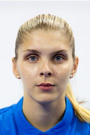 イリーナ・フェティソワ/Irina Fetisova、バレーボールロシア(ROC)女子選手(東京オリンピック2020-2021代表)