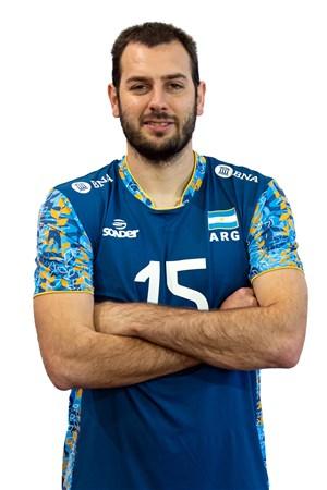 ルチアノ・デセッコ/Luciano De Cecco、バレーボールアルゼンチン代表選手(東京オリンピック2020-2021出場)