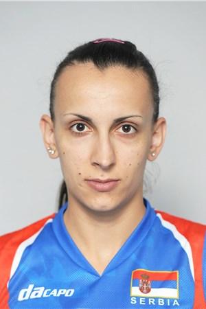 16ミレーナ・ラシッチ/Milena Rasic、バレーボールセルビア代表選手(東京オリンピック2020-2021出場)