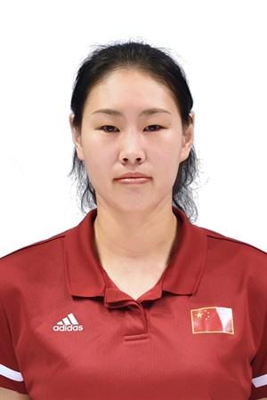 顔妮/Yan Ni/ガン・ニ、バレーボール中国代表選手(東京オリンピック2020-2021出場)
