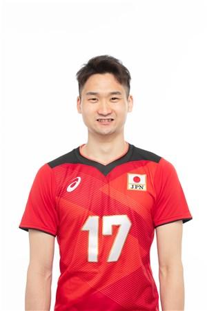 高梨健太/たかなしけんた、バレーボール日本代表選手(東京オリンピック2020-2021代表)