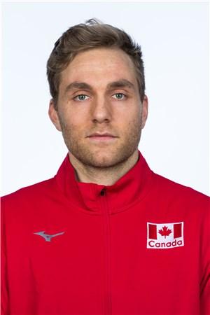 ブレア・バン/Blair Cameron Bann、バレーボールカナダ代表選手(東京オリンピック2020-2021出場)