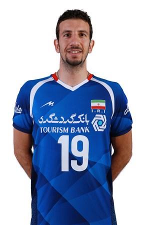 19マフディ・マランディ/Mahdi Marandi、バレーボールイラン代表選手(東京オリンピック2020-2021出場)