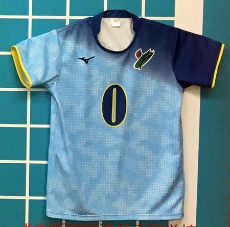 大阪国際バレーボールユニフォーム