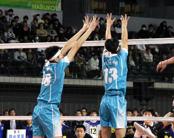 清風(大阪)男子バレーボールユニフォーム