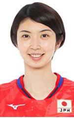 岩坂名奈,女子バレーボール日本代表,2020年度登録選手