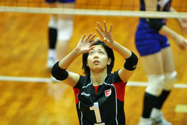 佐藤美弥,女子バレーボール選手
