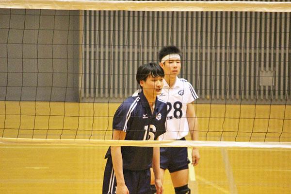 高梨健太,バレーボール選手,日体大出身