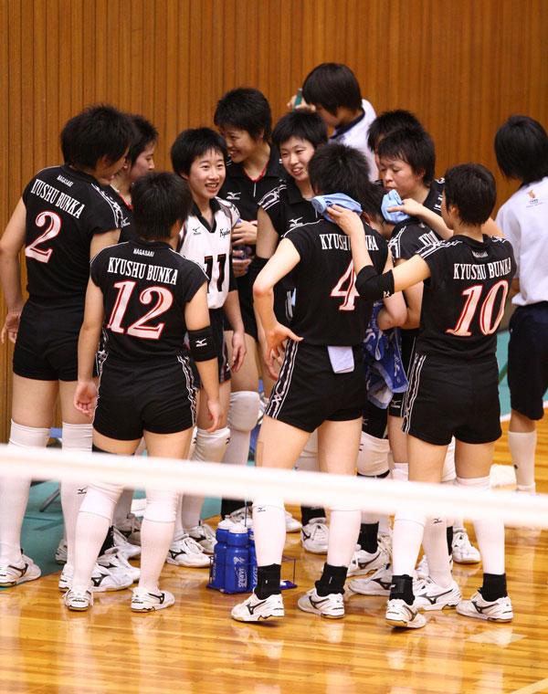 小幡真子,バレーボール,九州文化学園,2009年インターハイ